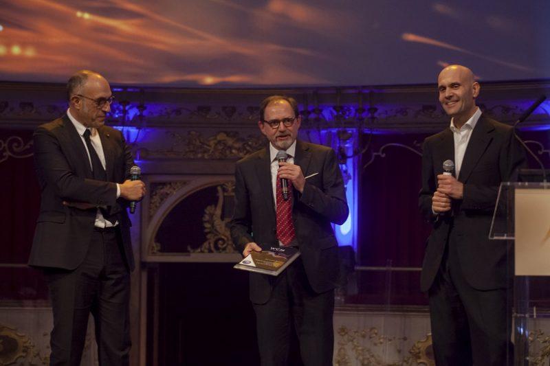 WCM Awards 2017 presso Ariston Thermo ed Elica