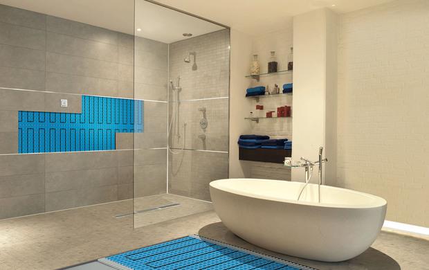 Soluzioni per il bagno infoimpianti - Soluzioni per gradino in bagno ...
