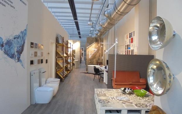 82 showroom per cambielli edilfriuli infoimpianti for Cambielli arredo bagno