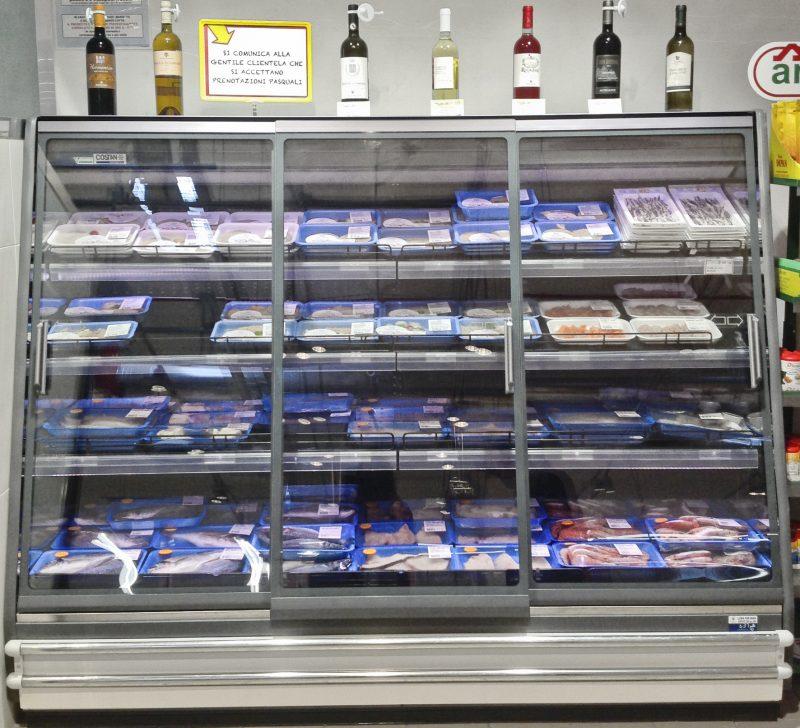 Refrigerazione commerciale per ridurre sprechi alimentari