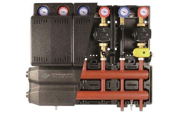 <strong>Componenti modulari per centrali termiche</strong>