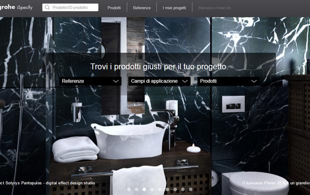 Progettare il bagno con ispecify infoimpianti - Progettare il bagno on line ...