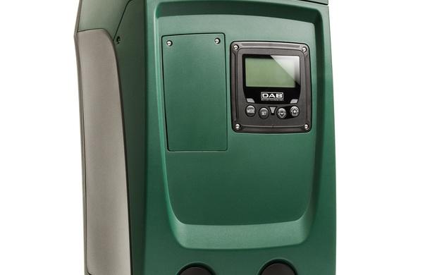 Sistema elettronico di pressurizzazione idrica