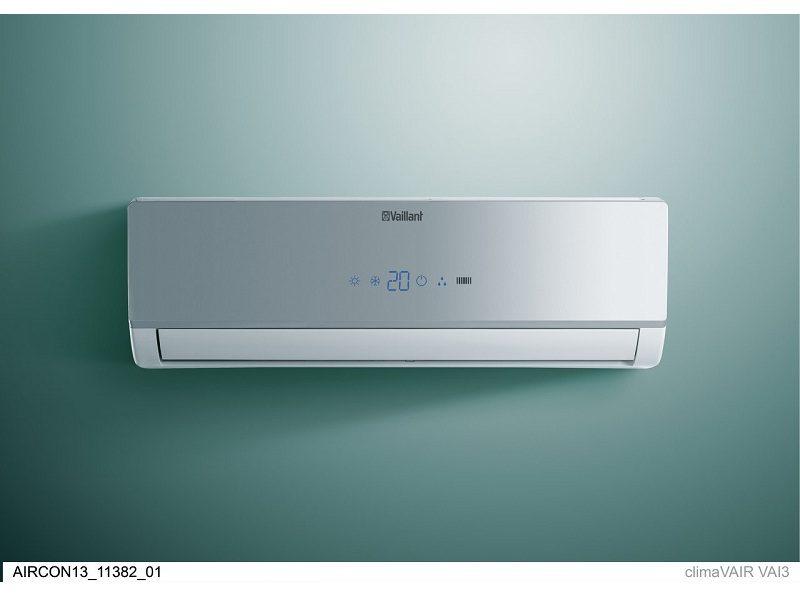 Climatizzatori. Vaillant presenta sul mercato il nuovo modello VAI3