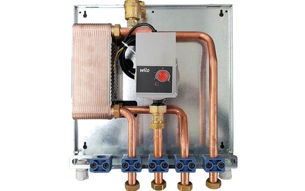 Modulo idraulico compatto