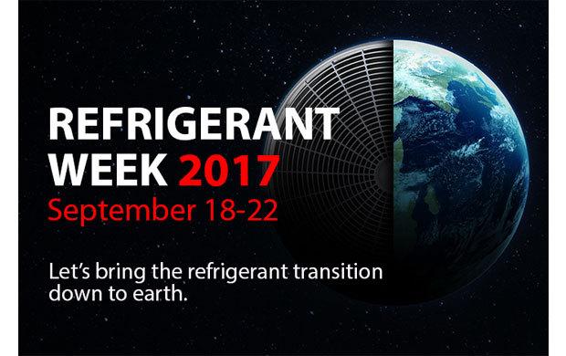 In partenza i webinar della Refrigerant Week