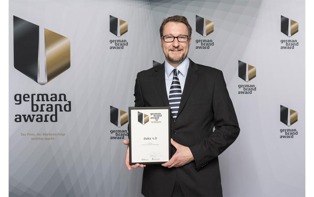 Vittoria italiana al German Brand Award 2017