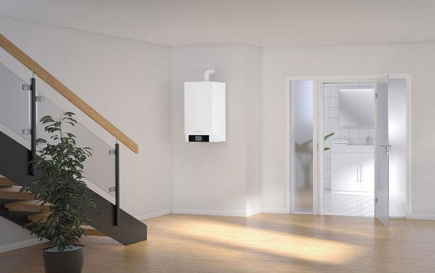 Caldaie a condensazione ad alta efficienza