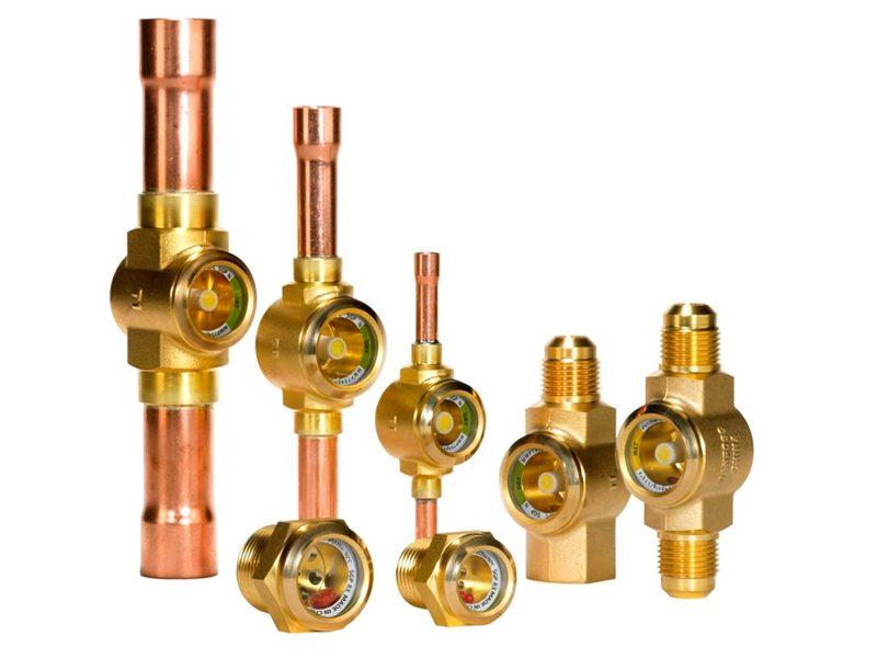 Nuova gamma di spie di liquido, SGP progettata per alta pressione