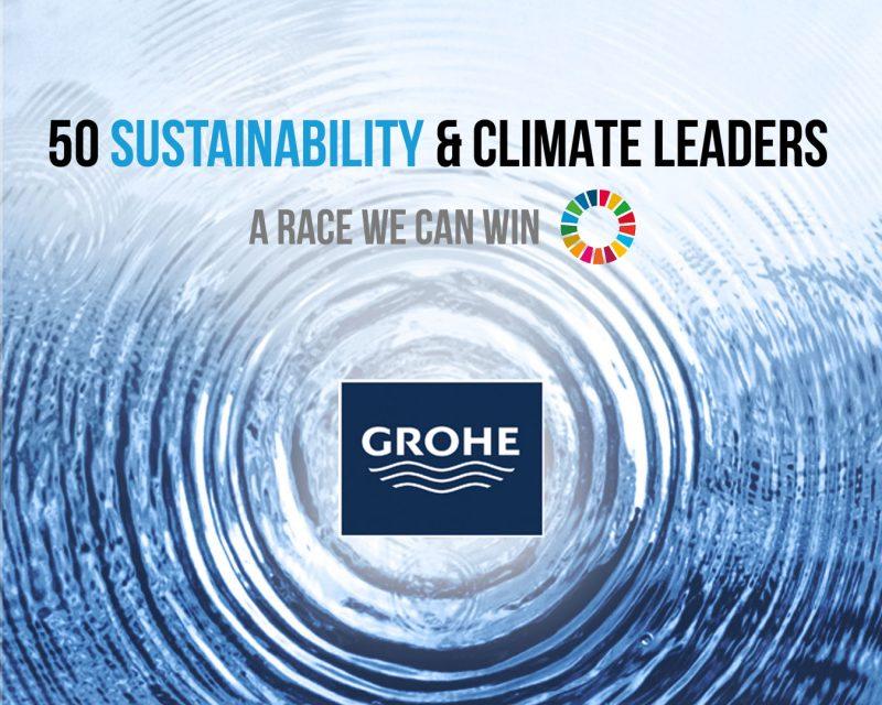 Grohe conquista un doppio successo nella sostenibilità