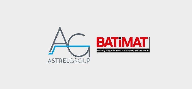 Astrel Group alla fiera Batimat di Parigi dal 4 all'8 Novembre