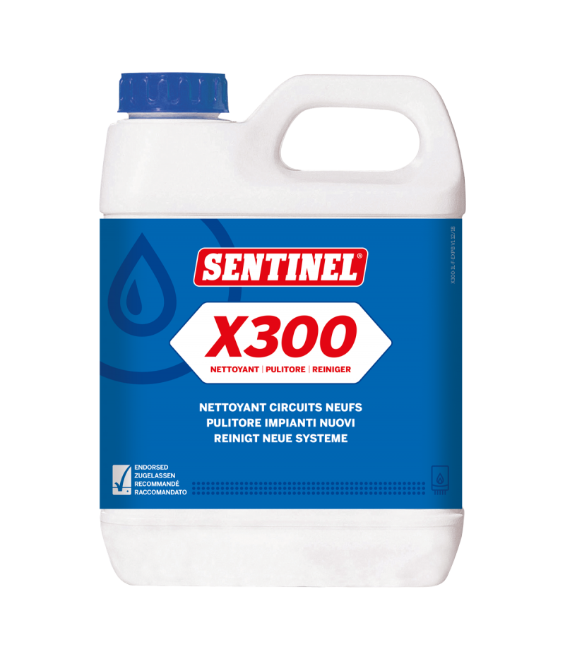 Sentinel X300 Pulitore Impianti Nuovi
