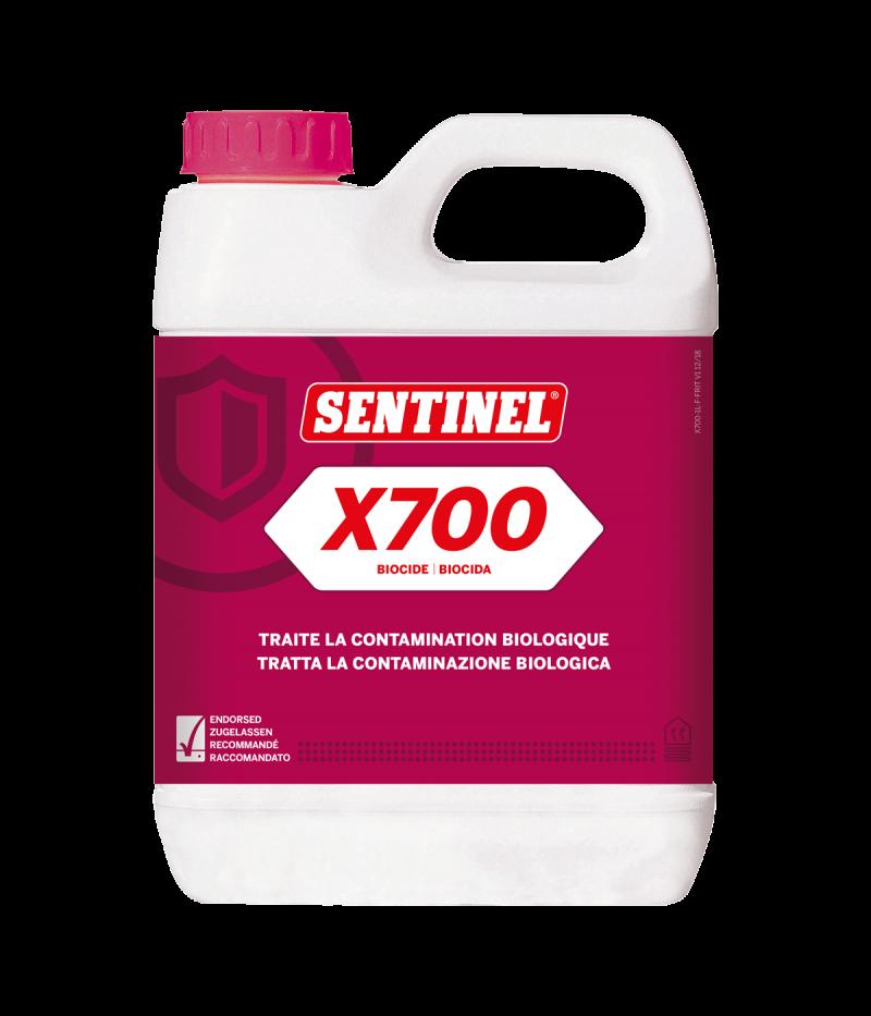Sentinel X700 Biocida
