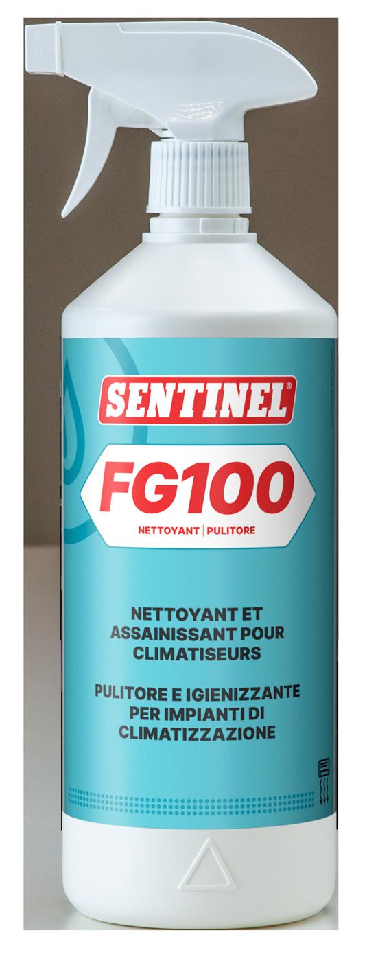 Sentinel lancia FG100, pulitore igienizzante per climatizzatori