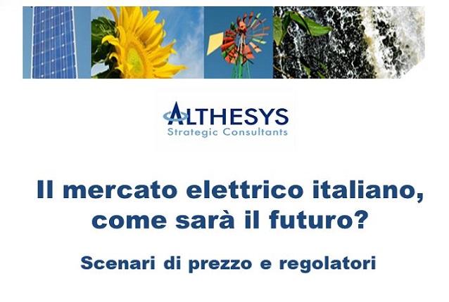 Il futuro del mercato elettrico italiano