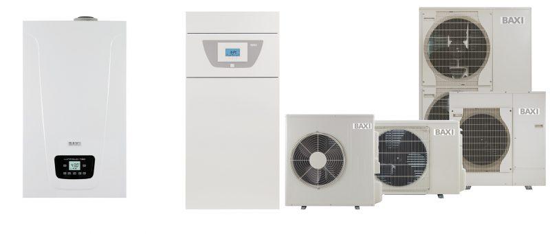 Sistemi ibridi per residenziale Baxi Hybrid