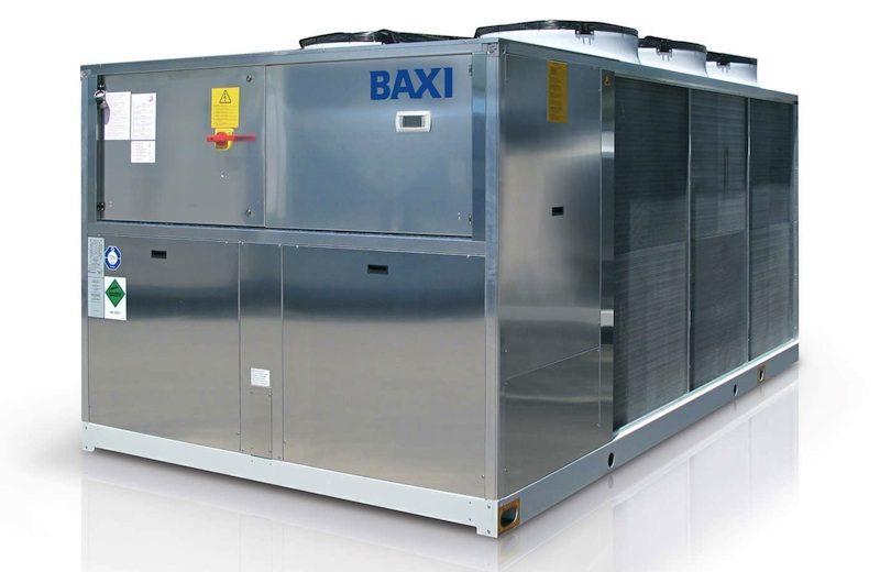 Refrigeratori di liquido e pompe di calore aria/acqua