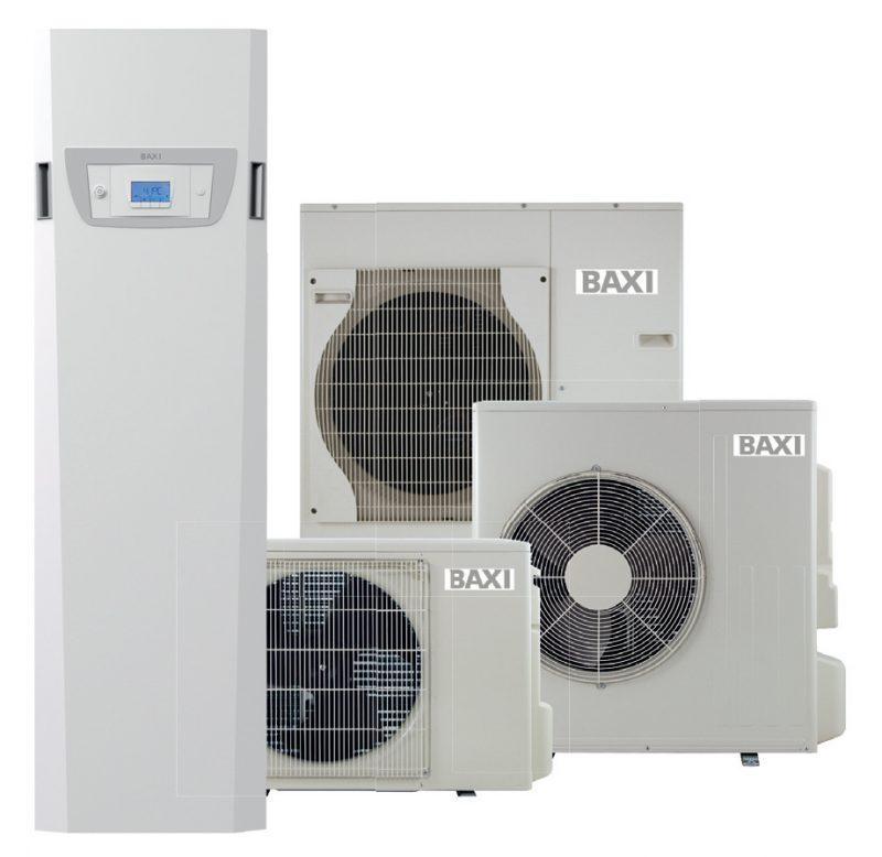 Baxi amplia la sua gamma di pompe di calore a basamento