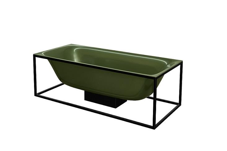 Vasca Da Bagno Bette : Da bette i prodotti da bagno forest realizzati in acciaio al