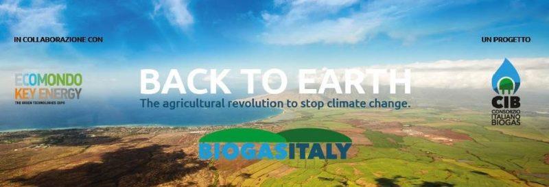 Biogas Italy: fermare il cambiamento climatico