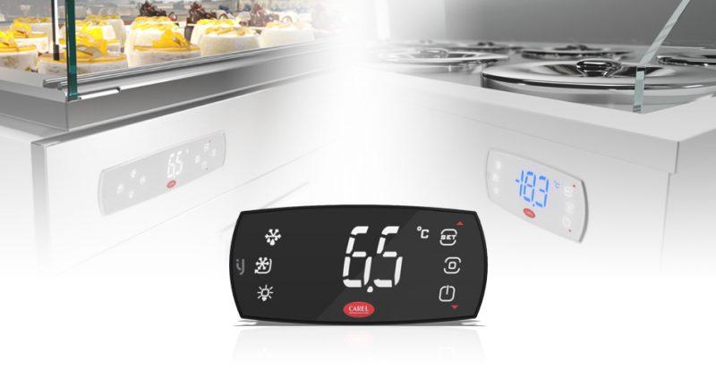 Sistema di controllo Carel iJ per la refrigerazione commerciale