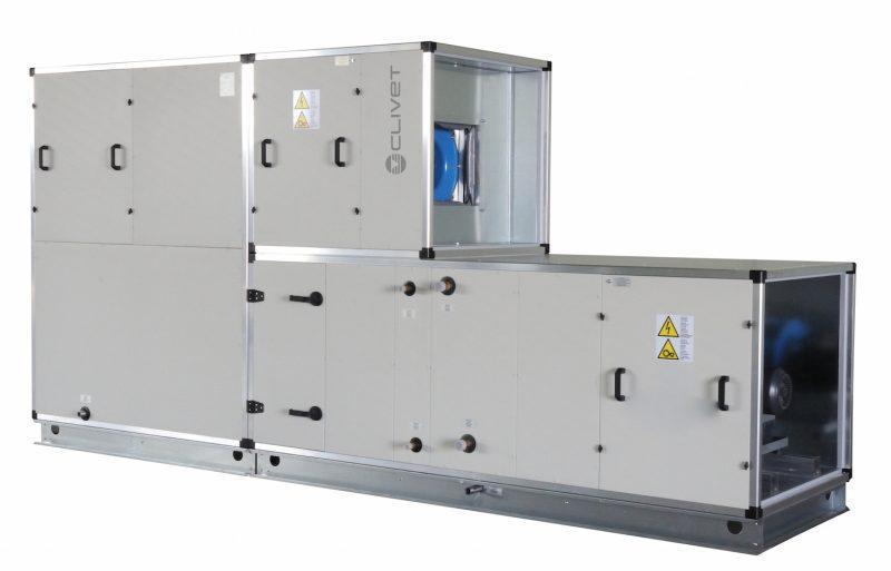 Clivet ha presentato la gamma di prodotti e sistemi con refrigeranti ecologici