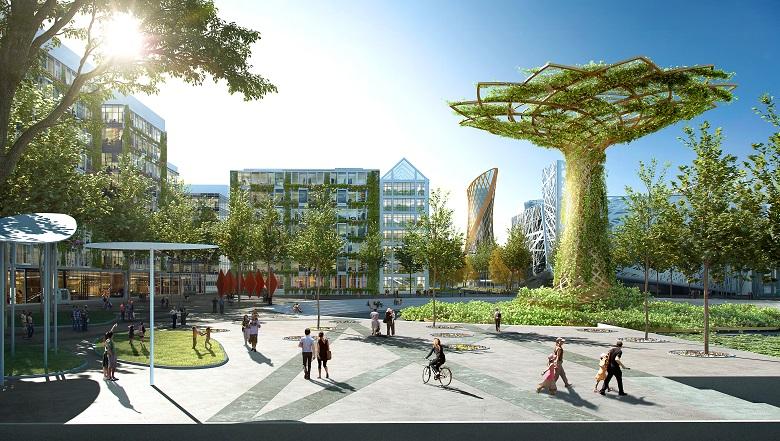Experia: la visione di città del futuro di Progetto CMR