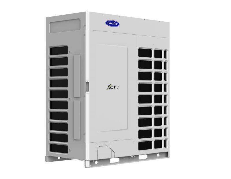 Sistemi a flusso di refrigerante variabile Carrier XCT7