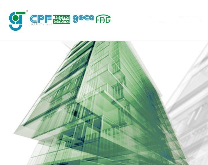 Cpf Industriale Tecnocontrol e Geca incorporano FAG
