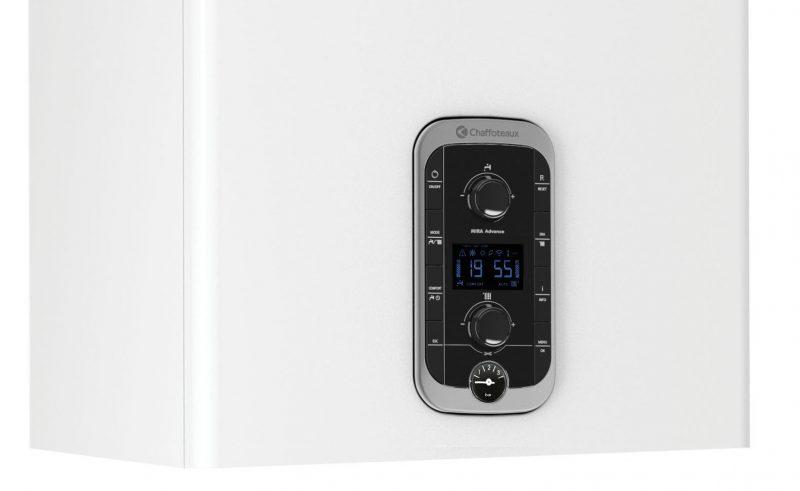 Caldaia a condensazione con microaccumulo integrato Urbia Advance Link