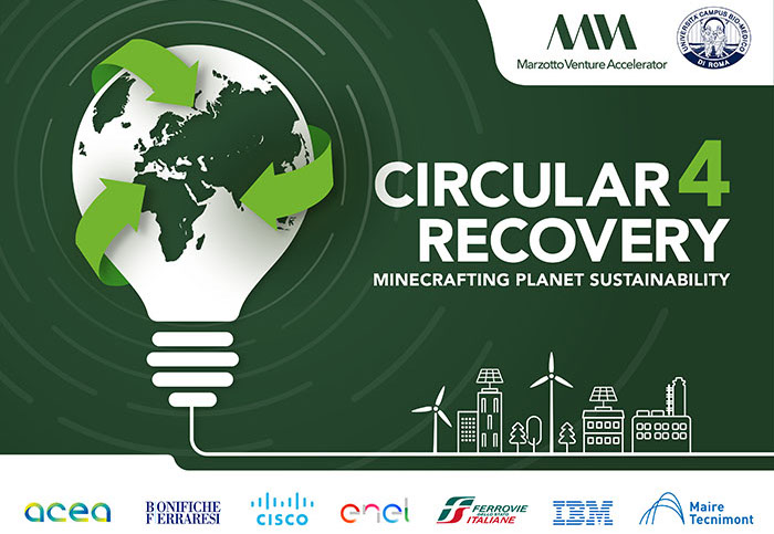 Circular 4 Recovery, la Call for Projects dell'economia sostenibile e circolare