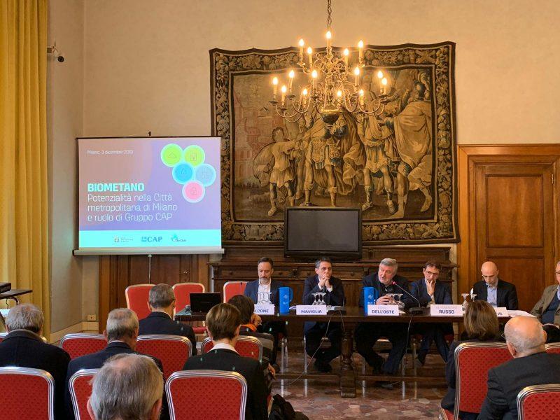 La Città metropolitana di Milano si appresta a produrre biometano