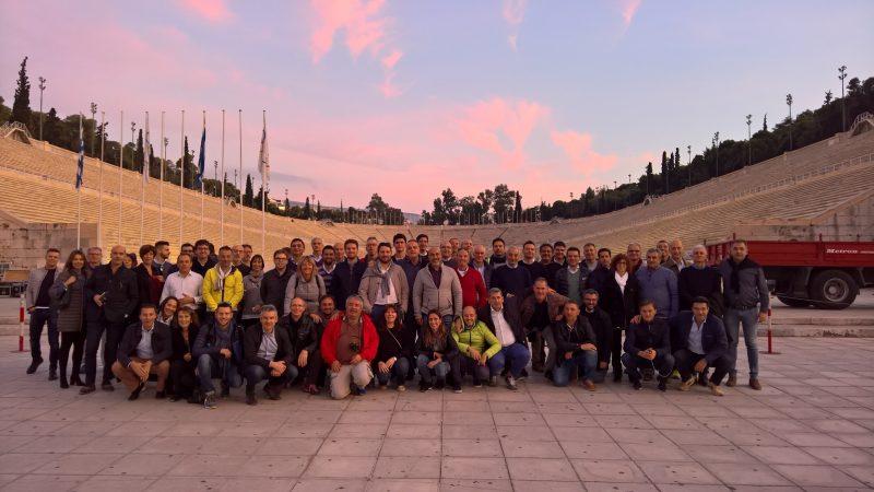 Toshiba vola ad Atene per la convention annuale