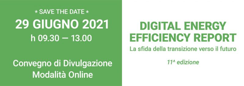 Digital Energy Efficiency Report