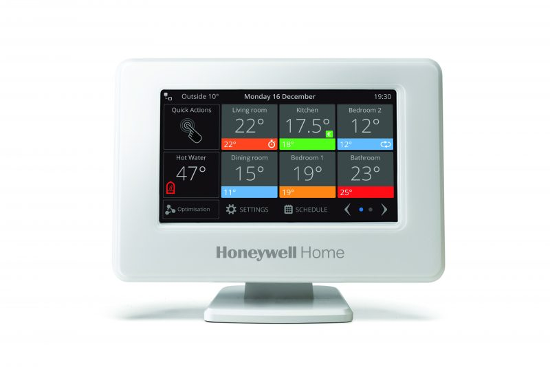"Honeywell Home evohome: il sistema ""Smart Zoning"""