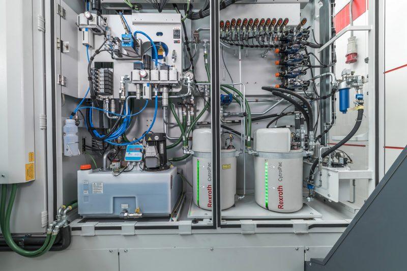 Connected Hydraulics: la soluzione Bosch Rexroth per rendere più sostenibile la filiera industriale