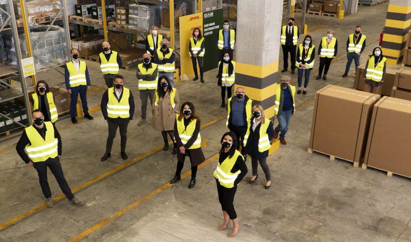 Il nuovo DAB Main Distribution Center è gestito con DHL Supply Chain Italy