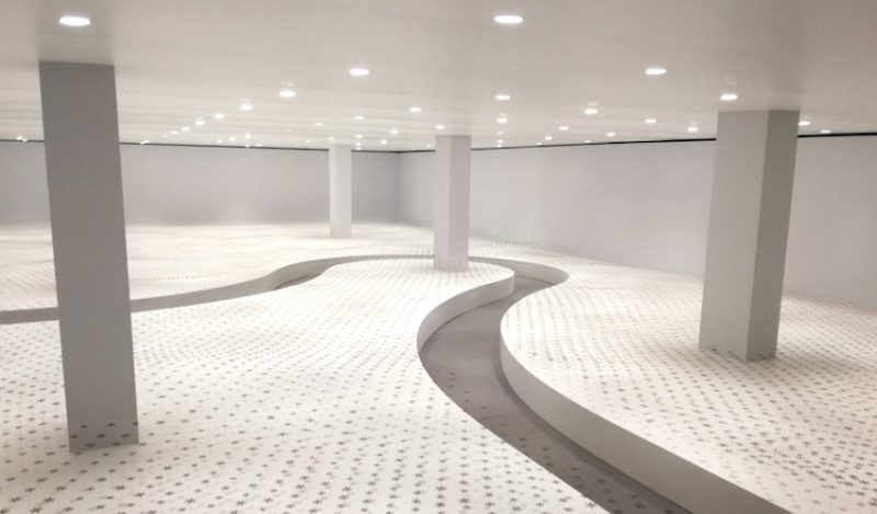"""Daikin soffia la sua """"brezza di luce"""" sulla Design Week di Milano"""