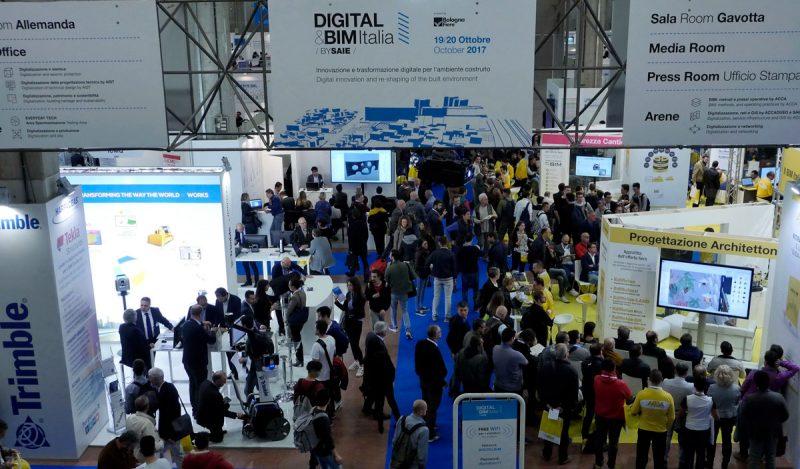 Ritorna la Conferenza Internazionale di DIGITAL&BIM Italia
