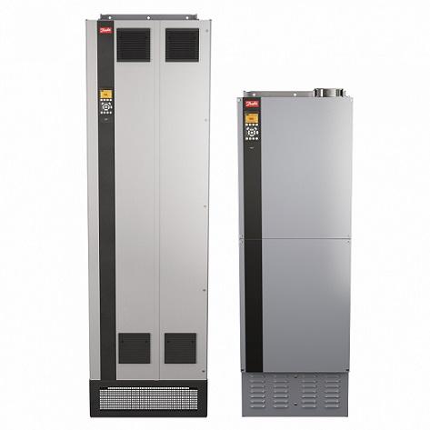 Convertitori di frequenza Danfoss VLT® E-frame