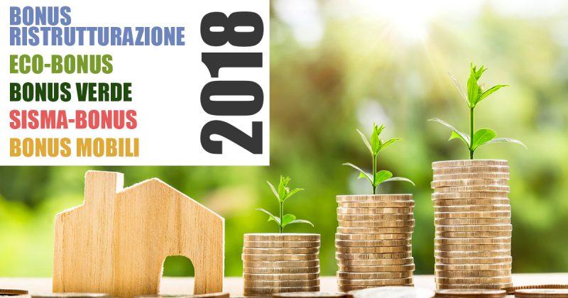 Proroga delle detrazioni fiscali 2018: novità per ibridi e Bonus Verde