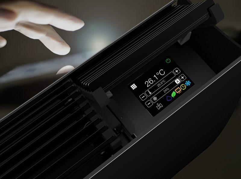 Galletti propone la nuova interfaccia Evo-2-Touch per la gestione dei terminali idronici