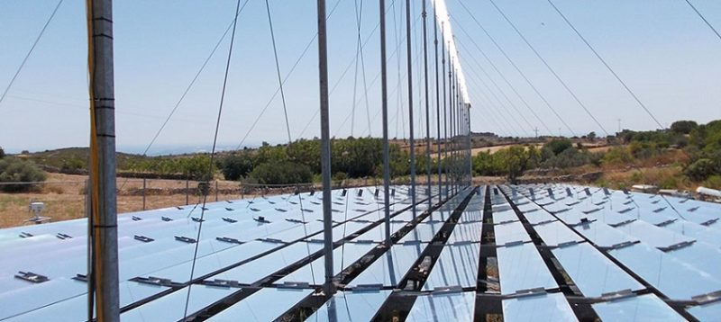 Solare termodinamico: nuovo sito di produzione
