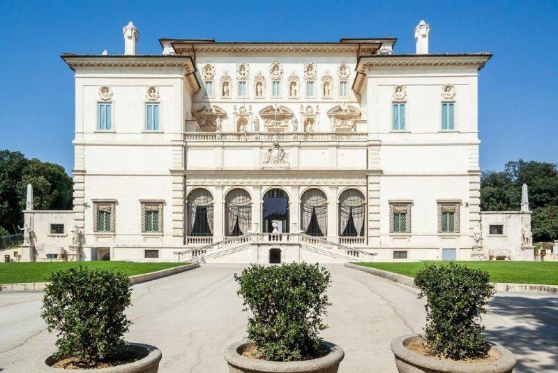 Riqualificazione di Galleria Borghese in accordo al protocollo GBC Historic Building®