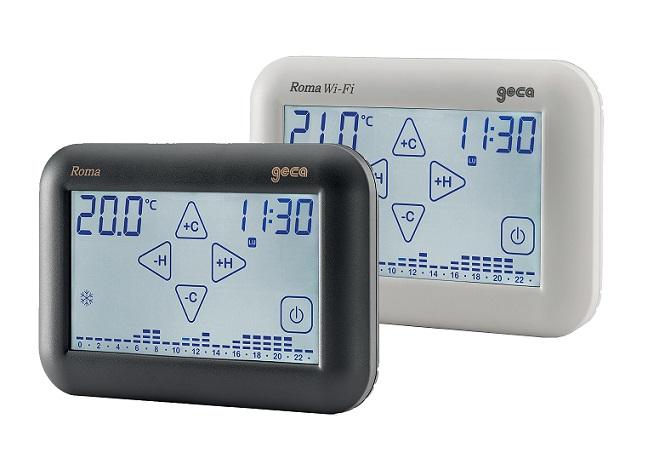 Dispositivi per la regolazione della temperatura