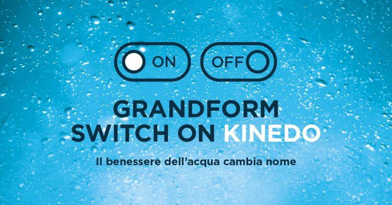 Grandform cambia nome e si chiama Kinedo