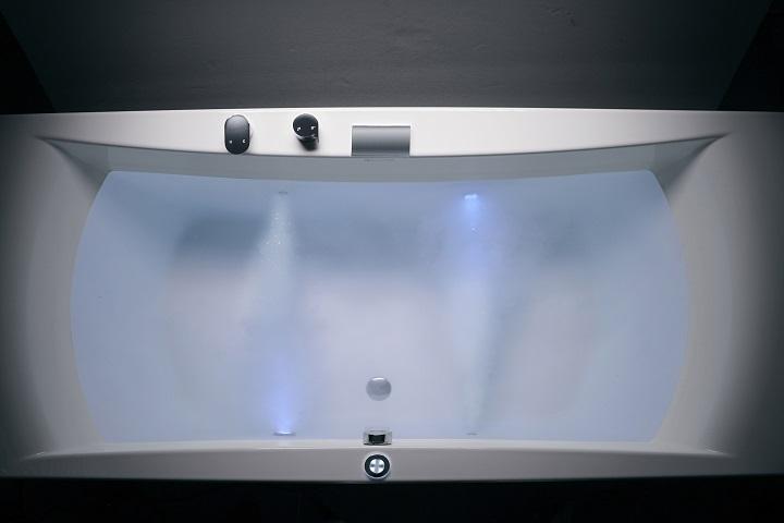 Tecnologia Oxygen Pool di Grandform