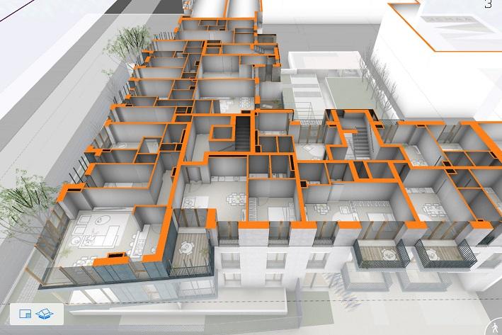 ARCHICAD per lo studio di architettura BEMaa