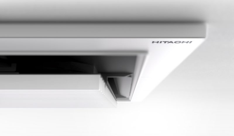 Hitachi Cooling & Heating a Fuorisalone con Silent-Iconic