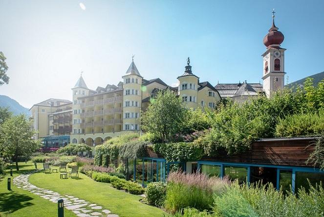L'hotel Adler di Ortisei sceglie la cogenerazione 2G Italia